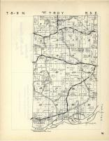 Map Image 004, Sauk County 1953
